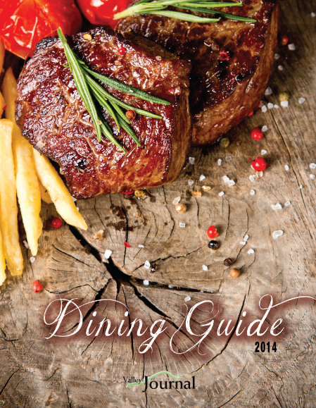2014 Dining Guide