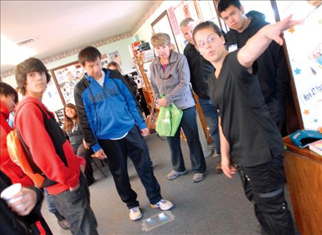 Valley Journal: Students explain job corps at open house