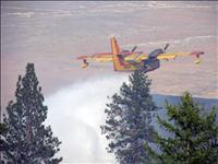 Containment on West Garcon fire estimated by weekend