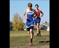 Mission cross-country: learning, improving, smiling