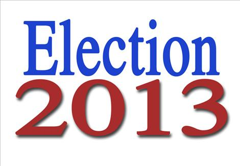 Four candidates vie for two St. Ignatius Council seats
