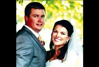 Amy Croft and Jason Foust wed
