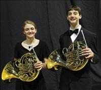 Ronan musicians perform at All-State Band in Bozeman
