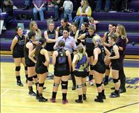 Lady Pirates put up fight, take third