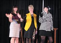 Local women compete at state Make It With Wool contest