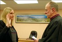 New Polson mayor, commissioners sworn in