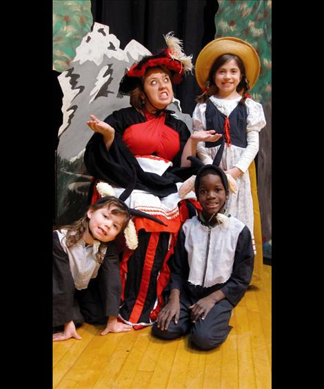 Valley Journal: Polson Students Star In 'Heidi'