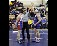 Mission-Charlo wrestlers pinning victories
