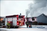 Fire destroys northern half of Polson duplex