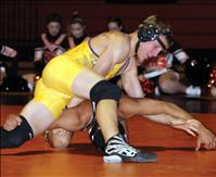 Pirate wrestlers gaining experience