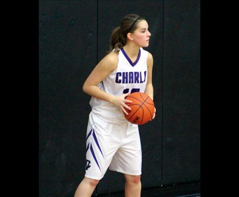 Charlo Lady Viking Abby Knight