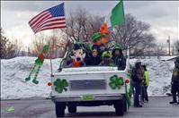 25th St. Patrick's Day Parade rolls through Ronan