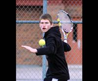 Polson tennis toughs out close losses