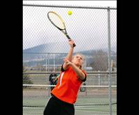 Chiefs shut out Darby on tennis courts, Maidens struggle