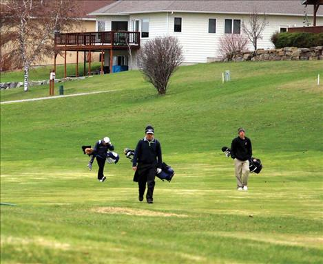 All in the family: Ronan golf grows success on, off links