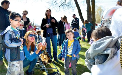 Communities create Easter fun with egg hunts