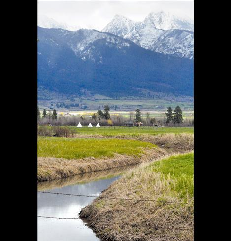 The fate of water rights negotiations on the Flathead Reservation was shaken up last week by the rejoining of the Flathead and Mission irrigation districts.