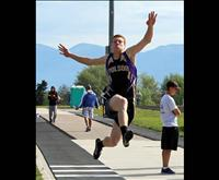 Polson hosts ABC track and field meet