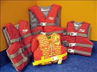 Library offers life jackets for checkout