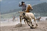 Fourth of July is rodeo time in Arlee