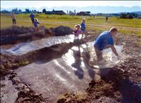 Mud Run fun to benefit Boys, Girls Club