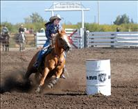 Valley cowgirls, cowboys win at Polson rodeo