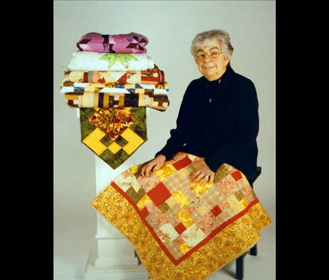 The memory of quilter Pat Anderson will be honored at the 2014 Mission Mountain Quilt Guild Show held in Ronan during Pioneer Days. Anderson was an avid quilter who passed away May 16.