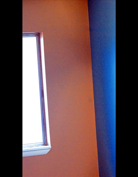 New paint color chosen for Polson Health and Rehabilitation Center's renovation.