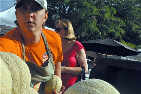 Cassie Silvernale is co-owner of Dixon Melons, Inc.