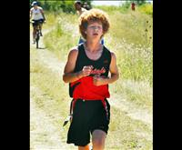 Ronan kicks off cross-country season with canal run