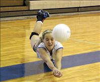 Mission hosts season opening volleyball tourney