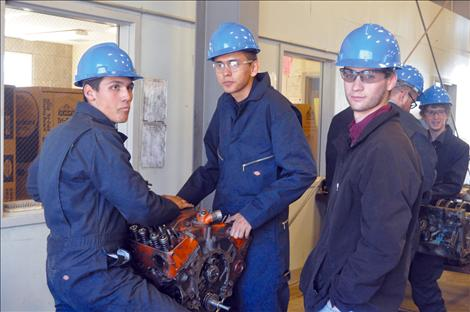 Valley Journal: Job Corps open house showcases student opportunities