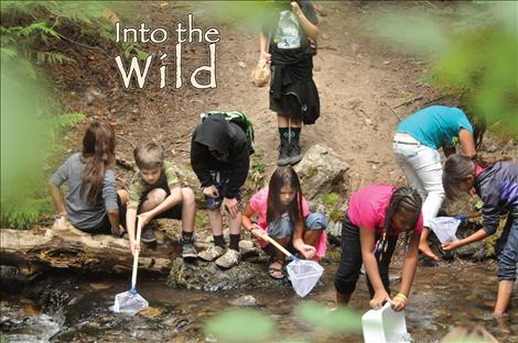 Pablo Elementary students celebrate Wilderness Act
