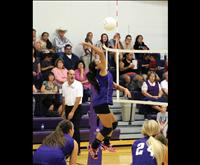 Charlo takes crown at volleyball District Tourney