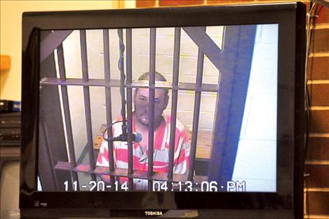 Arraignment, bail to be set in district court