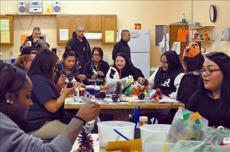 Valley Journal: Job Corps students spread cheer