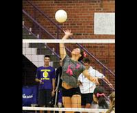 Volleyball players earn All-State/Conference honors