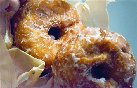 'Doughnut central' at Windmill Village offers pies, other goodies for holidays