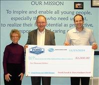 Ford supports Boys, Girls Club