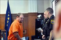 Man pleads not guilty in wife's death