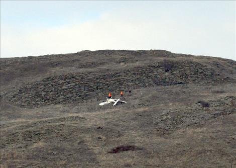 One dies in plane crash south of Polson