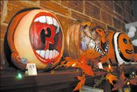 PBC puts on pumpkin-painting contest