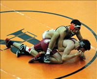 Chiefs stomp competition at home-hosted wrestling Invite