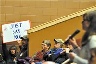 Water compact finalized, public speaks out