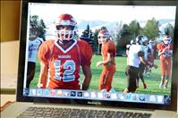 Media arts grad uses video to inspire  athletes