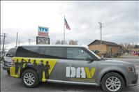 Volunteer drivers help veterans get where they need to go