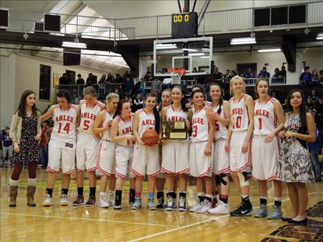 Arlee Warriors, 14-C District champs