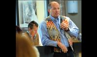 Water Compact, meth, more discussed at tribal quarterly meeting