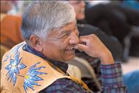Salish elder, culture keeper passes