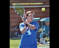 Mission tennis heats up courts with hard work